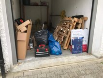 FAST TRASH&JUNK&BULK REMOVAL SERVICE AND MORE in Ramstein, Germany