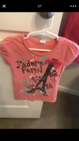 Size 5 little girl T Shirts in Fort Bliss, Texas