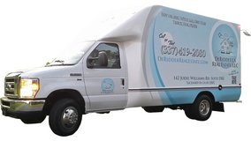 Moving Van / Moving Truck rental - 15ft with courtesy ramp in Fort Polk, Louisiana