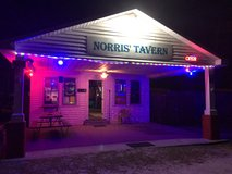 Bar business- Norris' Tavern in Cherry Point, North Carolina