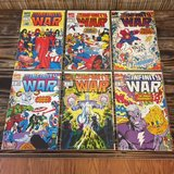 The Infinity War (1992) - Marvel Comics 6 Issue Limited Series in Fort Lewis, Washington