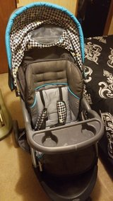 BabyTrend 3 wheeled stroller in Camp Lejeune, North Carolina