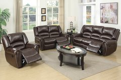 3 PC RECLINER SET YES ALL 3 PCS ONLY in 29 Palms, California