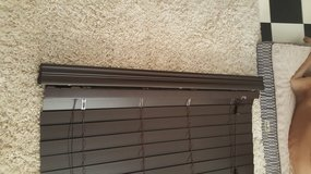 """2-1/2"""" FAUX WOOD BLINDS in Yucca Valley, California"""
