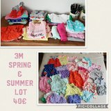 3m spring lot in Ramstein, Germany