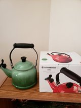 LE CREUSET TEA KETTLE in Yucca Valley, California