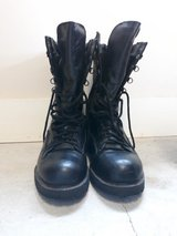 Cold Weather Combat Boots MATTERHORN brand Made in USA Men's 11.5 in Fort Rucker, Alabama