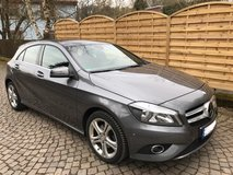2015 Mercedes-Benz A-180 in Ramstein, Germany