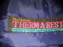 Therma rest camping mattress in Lakenheath, UK