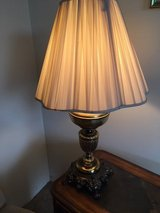 Solid Brass (3-way touch) Lamp *** VERY GOOD CONDITION *** in Tacoma, Washington