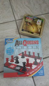 NEW-All Queens chess in Kingwood, Texas