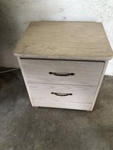 Side cabinet/nightstand/utility cabinet in Camp Pendleton, California