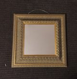 Mirror with Gold Frame in Lockport, Illinois