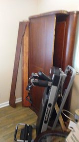 Pilates Power Gym Pro/ King sleigh bed in Fort Benning, Georgia