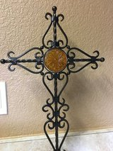 Nice Iron Decor Cross in El Paso, Texas