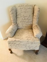 Wing Chair in Algonquin, Illinois