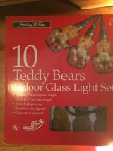 Lights with Teddy Bears -  6 sets in Rolla, Missouri