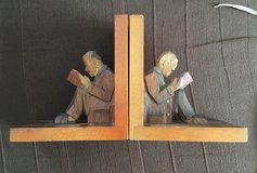 Wooden Bookends in Grafenwoehr, GE