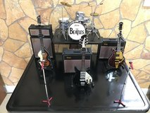 """""""The Beatles"""" Stage Diorama in Okinawa, Japan"""