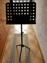 Music Stands (2) in Spangdahlem, Germany