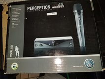 Perception Wireless Mic Vocal Set in Spangdahlem, Germany