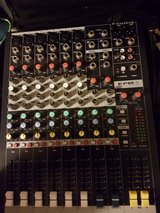 EPM6 Soundcraft Soundboard in Spangdahlem, Germany