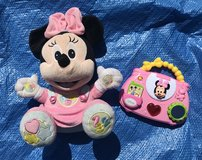 Minnie Mouse baby toys in Lakenheath, UK