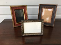 Lot of Medium-Sized Traditional Picture Frames in Chicago, Illinois