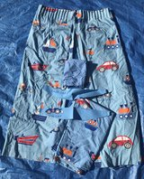 Blue Boys Bedroom Curtains + quilt cover,pillow case in Lakenheath, UK
