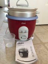 Oster brand rice cooker/veggie steamer in Fort Meade, Maryland
