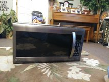Microwave LG over range excellent condition in Beaufort, South Carolina
