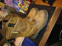 Caterpillar size 11 steel toe in Beaufort, South Carolina