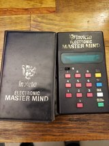 Mastermind handheld game in 29 Palms, California