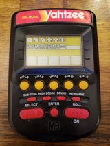 REDUCED Yahtzee electronic game in 29 Palms, California