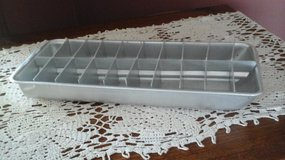 Vintage aluminum ice cube tray in Aurora, Illinois