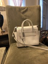 Coach purse white in Fort Campbell, Kentucky