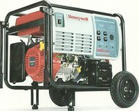 Generator Gas Honeywell Model HW7000EL - $600.00(Fairfield) in Travis AFB, California