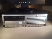 HP Compaq dc7700p (Core 2 Duo 2Ghz, 2GB RAM, 80GB HDD) Refurbished in Pasadena, Texas