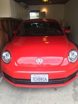 2012 VW Beetle OLD LADY SPECIAL in Fairfield, California