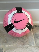 Girls Pink Nike Soccer Ball Size 4 in St. Charles, Illinois