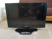 "32"" Samsung HD TV in Alamogordo, New Mexico"