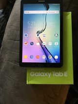 Galaxy Tab E (week old) in Chicago, Illinois