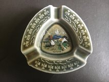 Irish ashtray vintage collectible made in Ireland in Quantico, Virginia
