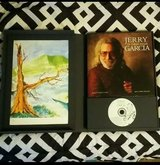 Jerry Garcia (of the Grateful Dead) Box Set Art Book and Cd in Fort Leavenworth, Kansas