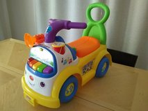 Fisher Price Music Ride On in Baytown, Texas