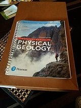 Laboratory Manual in Physical Geology, 11 Ed and rock kit in Cherry Point, North Carolina