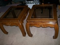 BROYHILL LIVING ROOM END-TABLE SET in Hampton, Virginia