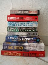 8 Books by James Patterson in Stuttgart, GE