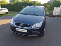 2006 FORD C MAX 1.8 dci  TURBO diesel*66000 KM ONLY*Full option*NEW INSPECTION* in Spangdahlem, Germany