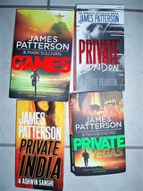 4 Private books by James Patterson in Stuttgart, GE